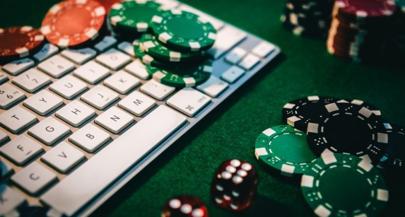 The Introduction In Online Casino Games