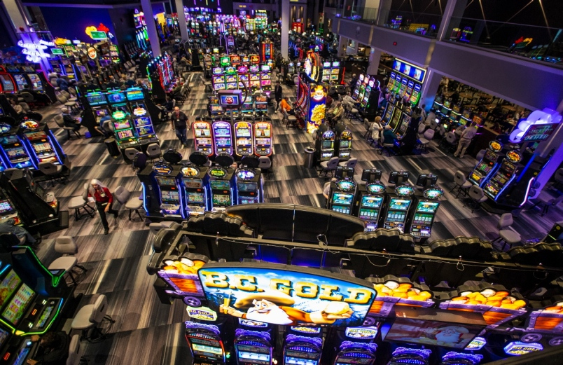 Boosting Appeal Of Playing Online Slot Machine