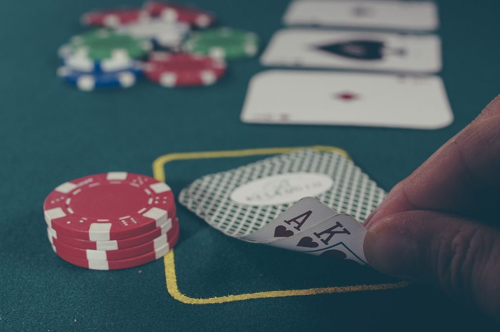 Layout Your Own Casino Poker Table In 6 Easy Tips
