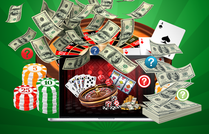 Amateurs Online Casino However Overlook Quite A Few Easy Issues