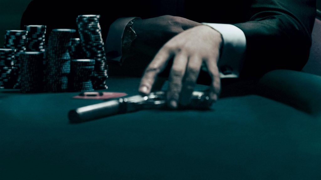 It's All About (The) Online Casino