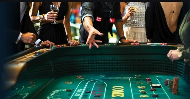 Fascinated With Online Casino? Five Reasons Why It's Time To Cease!