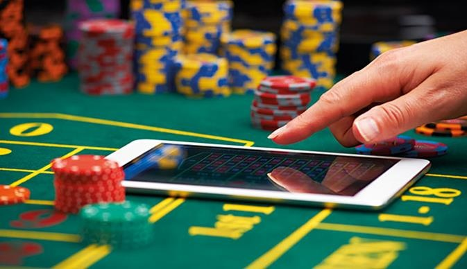Nine Ridiculously Simple Ways To Improve Your Casino