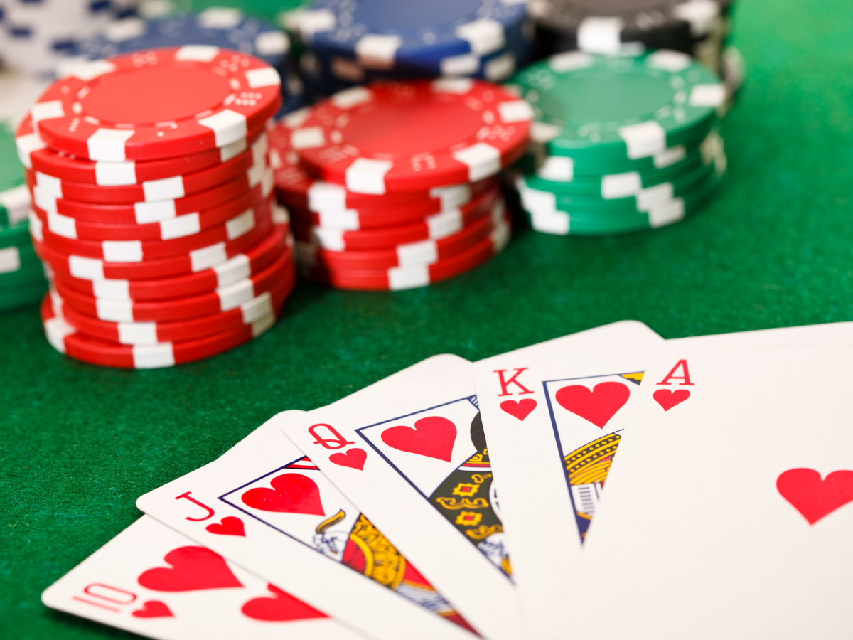 Reasons People Chuckle About Your Casino Card Game