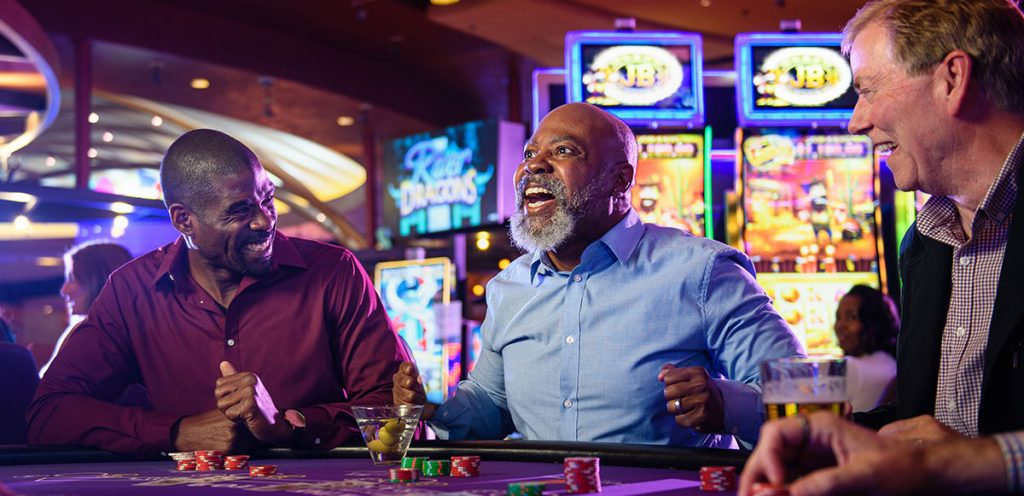Five Easy Details About Casino Defined